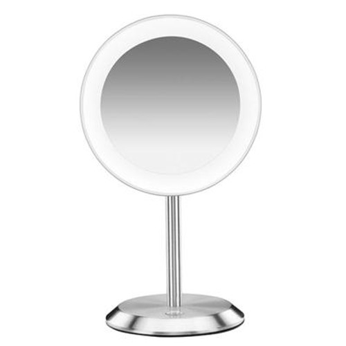 LED Single Sided Mirror Chrome
