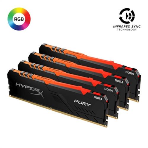 128G 3000MHz CL16 Kitof4 HypXF