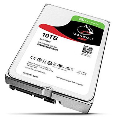 10TB IronWolf 3.5 HDD SATA