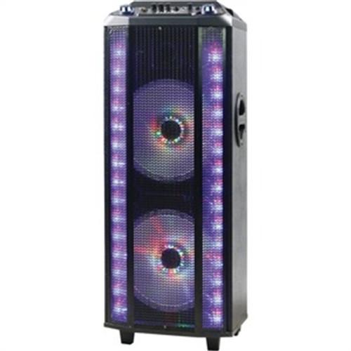 """2""""x12"""" Pro BT DJ Speaker"""