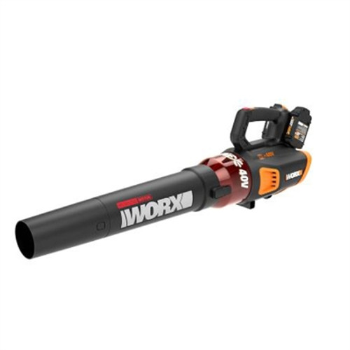 WX 40V 2x20VLi ion Blower