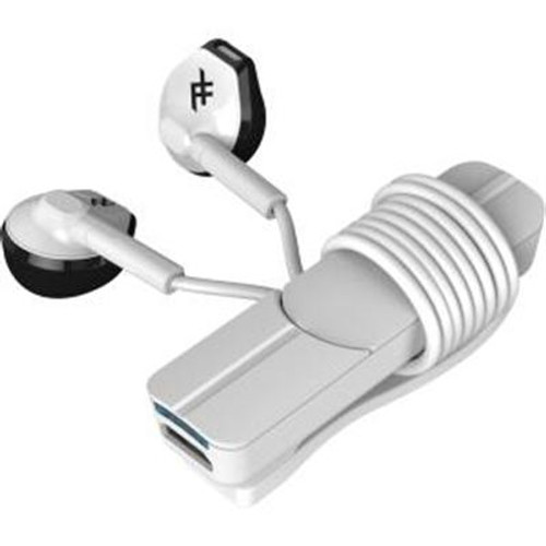 Intone Wireless Earbuds White