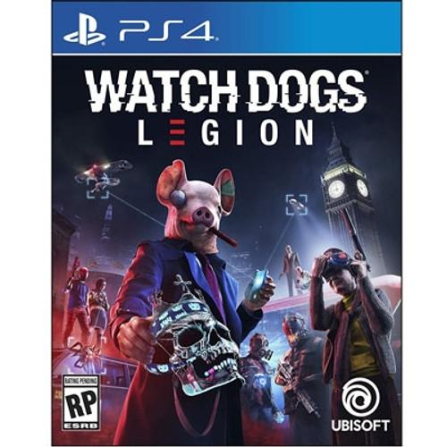 Watchdogs Legion LE PS4