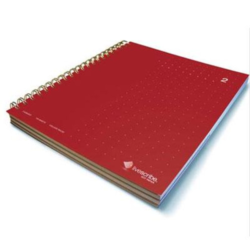 Notebook, 3 Subject Lined