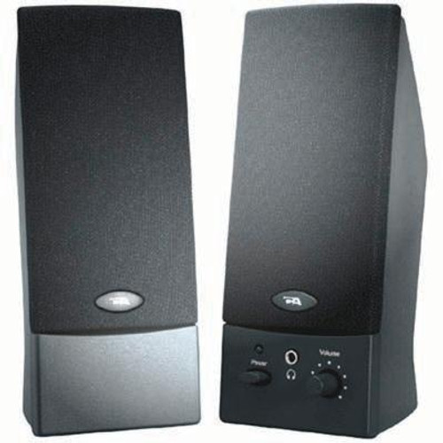 2.0 Black Oem Usb Speakers