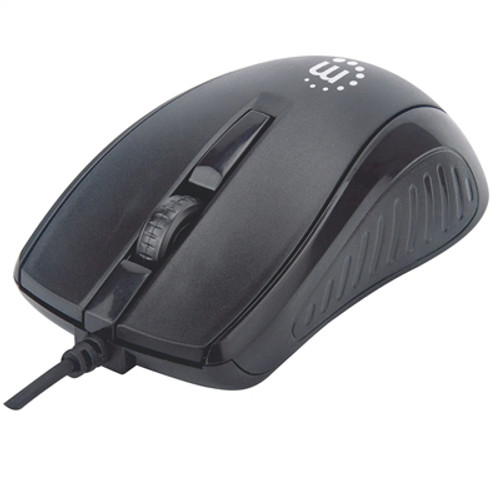 3 Button Wired Optical Mouse
