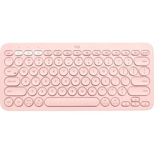 K380 Wireless BT Keyboard Rose