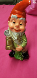 Vintage Garden Gnome - Heissner West Germany (price includes tax) STK#31719-242
