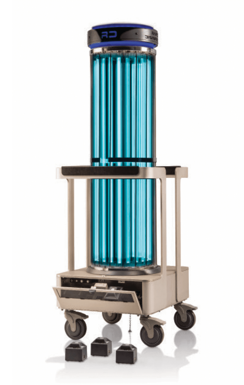RD UVC Disinfection System