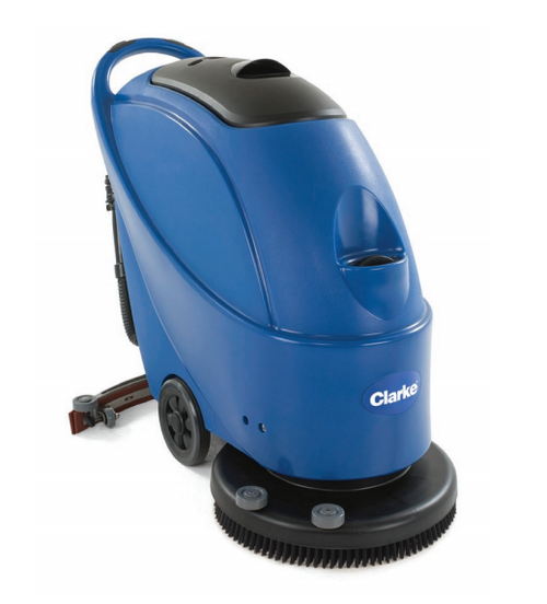 Walk-Behind Automatic Scrubber