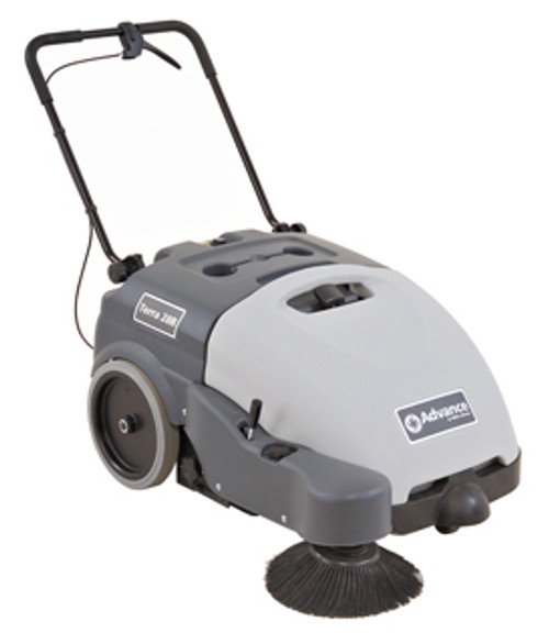 Advance Terra 28B Walk-Behind Sweeper