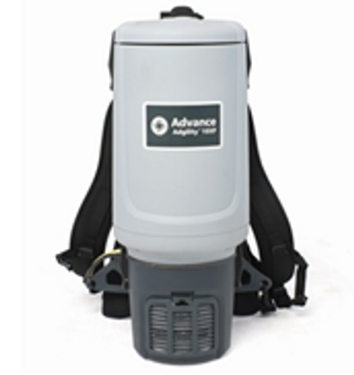 Advance Adgility 10XP Backpack Vacuum