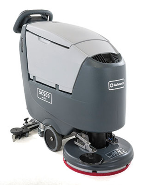 Advance SC500 X20D REV EcoFlex Automatic Floor Scrubber
