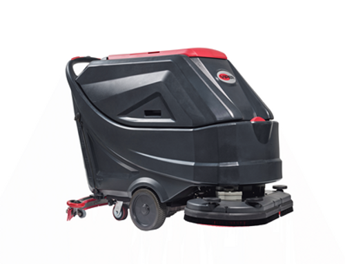 "Viper AS6690T 26"" Disc Walk-Behind Scrubber"
