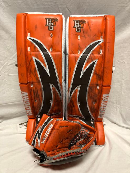 Rose Pro Return Vaughn Leg Pads and Glove (35+2.5)