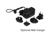 Sola Video 3800 - wall charger option
