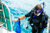 Akona Shorty - for tropical diving and water sports