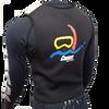 Scubapro Cruiser Snorkeling Vest - comfy neoprene back