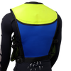 Snorkeling Vest Deluxe Jacket with neoprene back
