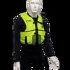 Jacket Style Snorkel Vest for extra flotation while snorkeling
