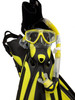 Tusa Ceos Diving Package -Yellow