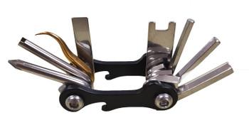 Small  Scuba Multi-Tool open
