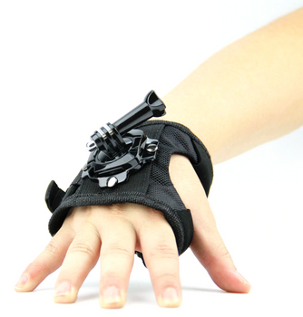 GoPro Wrist Mount Strap for Your Hand
