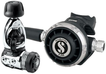 Scubapro MK17 EVO / G260 Regulator Set