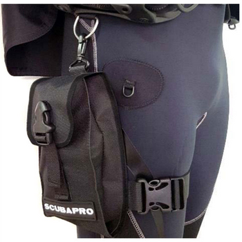 Scubapro Hydros Pro BCD Thigh Pocket