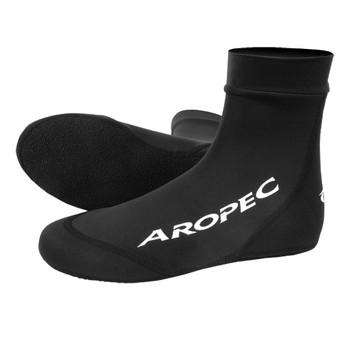 Lycra High-Cut Sock with Grip