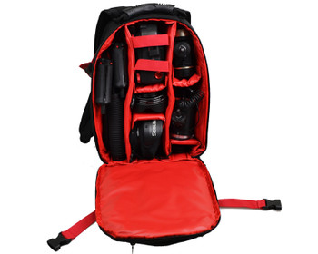 Sealife Camera Backpack - Inside View