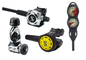 Scubapro MK17 EVO / A700 Regulator Package