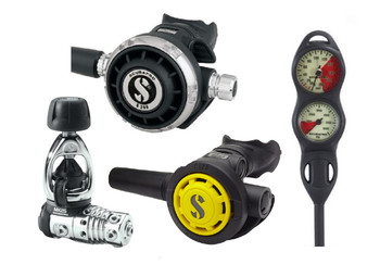 Scubapro MK25 EVO / G260 Regulator Package