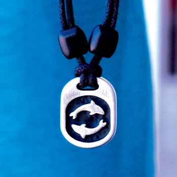 Pendant - Dolphins