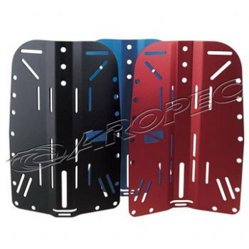 Black, Blue, Red - Aluminum Back Plate