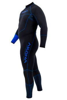 Quantum Stretch Wetsuit - Men's Blue