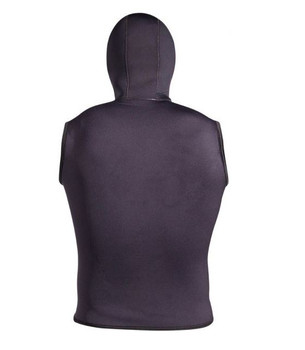 Xspan Hooded Vest - Back