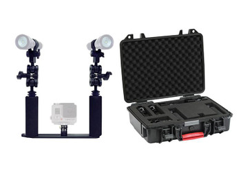 Big Blue GoPro Light Package