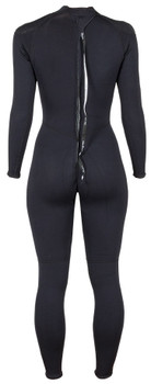Henderson Thermaxx 7mm Wetsuit - Ladies back view