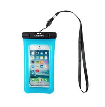 Akona Gobi Phone Case - Blue