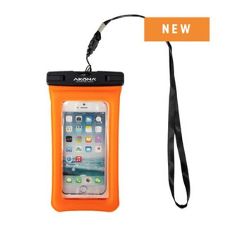 Akona Gobi Phone Case - Orange