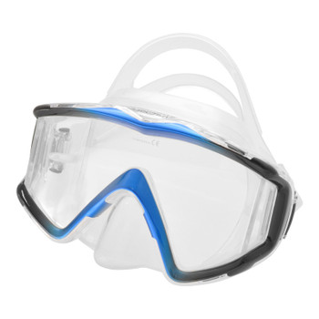 Eagle Ray Mask - Blue