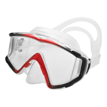 Eagle Ray Mask - Red