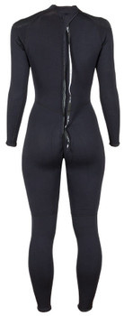 Thermaxx Wetsuit 3mm Ladies - Specialty Sizes -Back