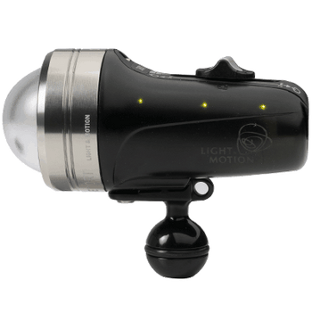 Light & Motion Sola Pro 3800 Lumen Underwater Video Light - compact & lightweight