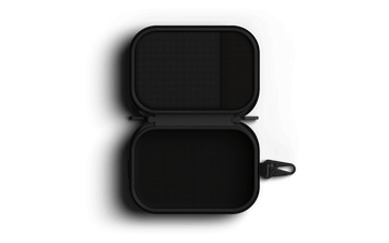 Small Storage Clamshell Case \}