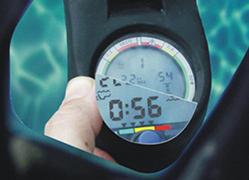 Dive Optx Lens Readers for Gauge, Computer, Camera