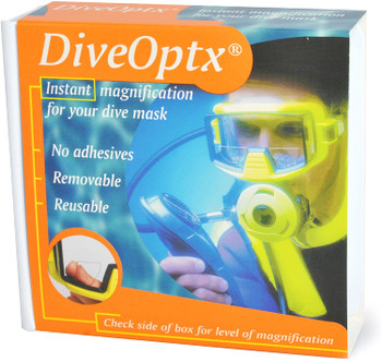 Dive Optx Lens Readers