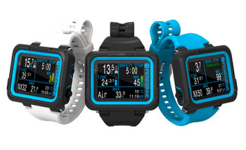 Shearwater Peregrine Dive Computer - Color Strap Options