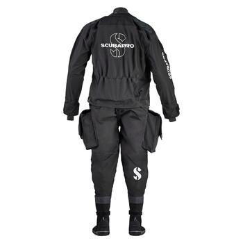 Scubapro Evertech Breathable Drysuit - Back